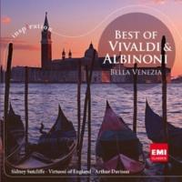 Sidney Sutcliffe/Virtuosi of England/Arthur Davison Oboe Concerto in A Minor, RV 461: I. Allegro non molto