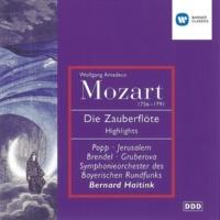 """Bernard Haitink Die Zauberflöte, K. 620, Act 2 Scene 1: No. 10, Arie und Chor, """"O Isis und Osiris"""" (Sarastro, Die Priester)"""