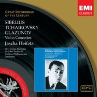 Jascha Heifetz/London Philharmonic Orchestra/Sir Thomas Beecham Violin Concerto in D minor Op. 47: III. Allegro ma non tanto