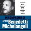 Arturo Benedetti Michelangeli In compagnia di Arturo Benedetti Michelangeli