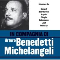 Arturo Benedetti Michelangeli Allegro maestoso