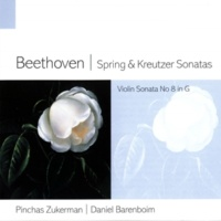 Pinchas Zukerman/Daniel Barenboim Violin Sonata No. 5 in F 'Spring' Op. 24 (1985 Remastered Version): II. Adagio molto espressivo