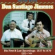 Don Santiago Jimenez, Sr. First And Last Recordings