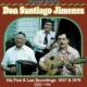Don Santiago Jimenez, Sr. First And Last Recordings
