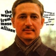 Mose Allison The Word From Mose