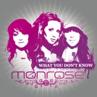 Monrose What You Don't Know (Candlelight Mix)