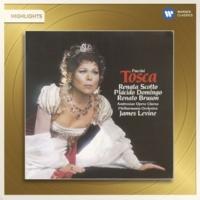 Placido Domingo/Philharmonia Orchestra/James Levine Tosca - Opera in three acts (1997 Remastered Version), Act III: E lucevan le stelle (Cavaradossi)
