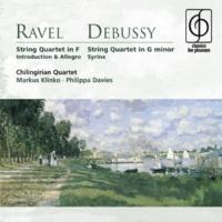 Chilingirian Quartet String Quartet in G Minor, Op.10: IV. Très modéré - Très animé