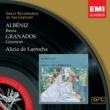 Alicia de Larrocha Albéniz: Iberia, Granados, Goyescas