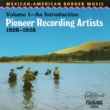 Various Artists Mexican-American Border Music