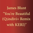 James Blunt You're Beautiful (Q;indivi+ Remix with KERI)