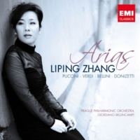 Liping Zhang/Giordano Bellincampi/City of Prague Philharmonic Orchestra Casta Diva (Norma)