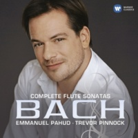 Emmanuel Pahud/Trevor Pinnock Flute Sonata in B Minor, BWV 1030: III. Presto