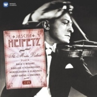 Jascha Heifetz/London Philharmonic Orchestra/Sir Thomas Beecham Violin Concerto in D minor Op. 47: II. Adagio di molto