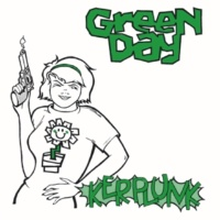 Green Day Welcome to Paradise