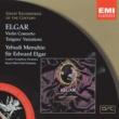Yehudi Menuhin/Sir Edward Elgar Elgar: Violin Concerto - 'Enigma' Variations