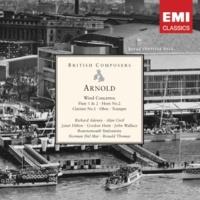 Gordon Hunt/Bournemouth Sinfonietta/Norman Del Mar Oboe Concerto Op. 39: II. Vivace