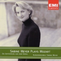 "Bläserensemble Sabine Meyer Arrangements for Harmonie of Great Hits from Mozart's ""Die Entführung aus dem Serail"": No. 15, Aria ""Wenn der Freude Tränen fliessen"" (Belmonte)"
