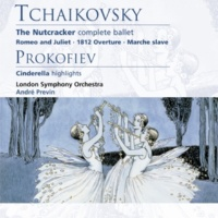 London Symphony Orchestra/André Previn The Nutcracker (Ballet), Op. 71, TH 14, Act 2 Tableau 3: No. 11, L'arrivée de Casse-noisette et Claire (Andante con moto - Allegro agitato)