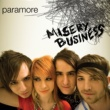 Paramore Misery Business (Australia Release)