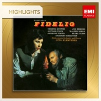 """Gottlob Frick/Philharmonia Orchestra/Otto Klemperer Fidelio, Op. 72, Act 1: No. 4, Aria """"Hat man nicht auch Gold beineben"""" (Rocco)"""