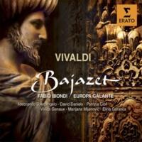 """Fabio Biondi Bajazet, RV 703, Act 3 Scene 4: Recitativo, """"Lascerò di regnare"""" (Andronico)"""