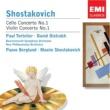 Paul Tortelier/David Oistrakh Shostakovich: Cello Concerto No.1