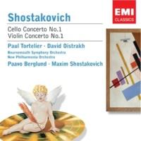 David Oistrakh/New Philharmonia Orchestra/Maxim Shostakovich Concerto for violin & orchestra No. 1 in A minor Op. 99 (2005 Remastered Version): Scherzo: Allegro