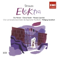 Eva Marton/Cheryl Studer/Symphonieorchester des Bayerischen Rundfunks/Wolfgang Sawallisch Elektra, Op.58: Ich kann nicht sitzen und ins Dunkel starren (Chrysothemis/Elektra)