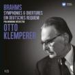 Otto Klemperer Brahms: Symphonies; Ein deutsches Requiem (Klemperer Legacy)