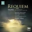 Paavo Järvi/Philippe Jaroussky/Matthias Goerne/Choeur de l'Orchestre de Paris/Orchestre de Paris Fauré Requiem, Cantique de Jean Racine