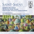 Louis Frémaux Saint-Saëns: Organ Symphony, The Carnival of the Animals etc