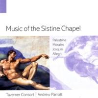 Taverner Consort/Andrew Parrott Pater noster (secunda pars: Ave Maria) a 6