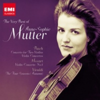 Anne-Sophie Mutter/Alexis Weissenberg The Four Seasons, Concerto No. 3 in F, RV 293 (Op.8 No. 3) 'L'autunno': II. Adagio molto
