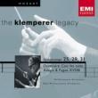 Otto Klemperer/Philharmonia Orchestra/New Philharmonia Orchestra Mozart: Symphonies 25,29 & 31 etc