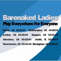 Barenaked Ladies Shopping (Live 5/01/04 Glasgow)