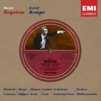 Marga Höffgen/Elisabeth Grümmer/Helmut Krebs/Gottlob Frick/Chor der St. Hedwigs-Kathedrale Berlin/Berliner Philharmoniker/Rudolf Kempe Mass No. 19 in D minor, 'Requiem' K626 (2006 Remastered Version), Sequenz: Lacrimosa