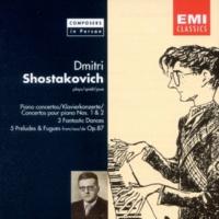 Dmitri Shostakovich Twenty-Four Preludes & Fugues Op.87 (1950-1) : No.5 In D Major (Allegretto)