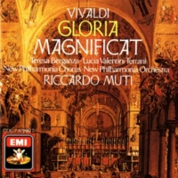 Teresa Berganza/Lucia Valentini Terrani/New Philharmonia Chorus/New Philharmonia Orchestra/Riccardo Muti Gloria RV 589 (ed. Malipiero): Propter magnam gloriam