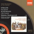 Mstislav Rostropovich/Berliner Philharmoniker/Herbert von Karajan/Orchestre National de France/Leonard Bernstein R. Strauss: Don Quixote/Schumann: Cello Concerto in A minor