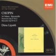 Dinu Lipatti Chopin: 14 Waltzes/Barcarolle/Nocturne in D flat/Mazurka in C sharp minor