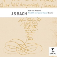 Bob van Asperen The Well-Tempered Clavier, Book 2, BWV 870-893: Prelude and Fugue No. 10 in E Minor, BWV 879 (Prelude)