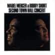 Mabel Mercer Mercer & Short: Second Town Hall (Live)