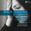 Sir Neville Marriner/Dame Janet Baker/Raymond Leppard/Yehudi Menuhin Bach & Handel: Solo Cantatas & Arias