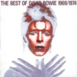 David Bowie The Best Of David Bowie 1969-74