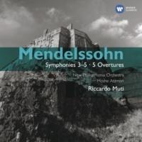 New Philharmonia Orchestra/Moshe Atzmon Die Heimkehr aus der Fremde, Op.89 (2007 Remastered Version)
