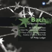"Sir Philip Ledger Christmas Oratorio, BWV 248, Pt. 1: Cantata for the First Day of Christmas, No. 1 Chorus ""Jauchzet, frohlocket, auf, preiset die Tage"""