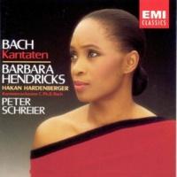 Barbara Hendricks/Peter Schreier/Kammerorchester 'C. P. E. Bach' Berlin Cantata No. 202 'Weichet nur, betrübte Schatten' (Wedding Cantata), BWV202: Recit: Die Welt wird wieder neu (S)