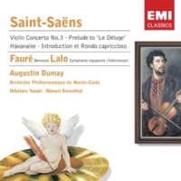 Augustin Dumay/Orchestre Philharmonique de Monte Carlo/Manuel Rosenthal Berceuse Op. 16