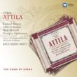 Neil Shicoff/Ernesto Gavazzi/Orchestra del Teatro alla Scala, Milano/Riccardo Muti Attila, Act III: Qui del convengo è il loco